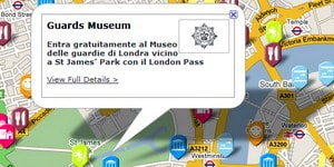 London Pass | Central London street map