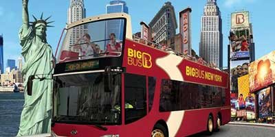 Multi-Day Hop-On <br>Hop-Off Bus Tours
