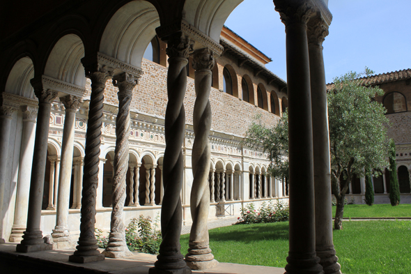St John in the Lateran and the Cloister