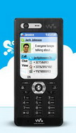 Cellulare Skype