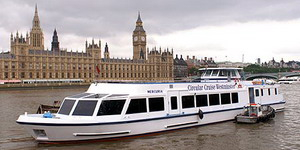 Thames river city cruises