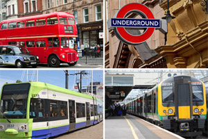 London Pass con Travelcard - Trasporti inclusi a Londra