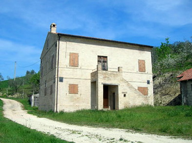 Le Marche property for sale - Casa Fiore